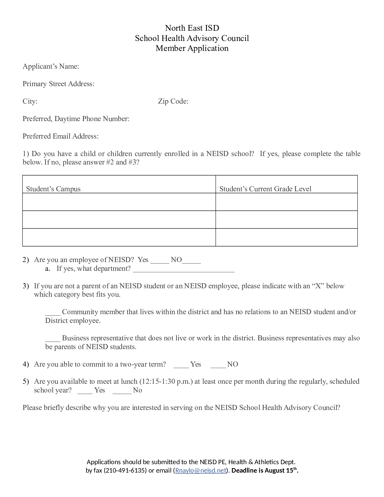 SHAC application 2016 page 2